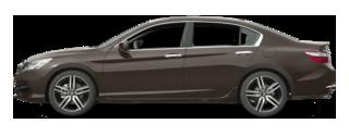 2017 Honda Accord Sedan Brown