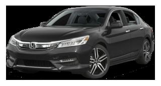 2017 Honda Accord Black