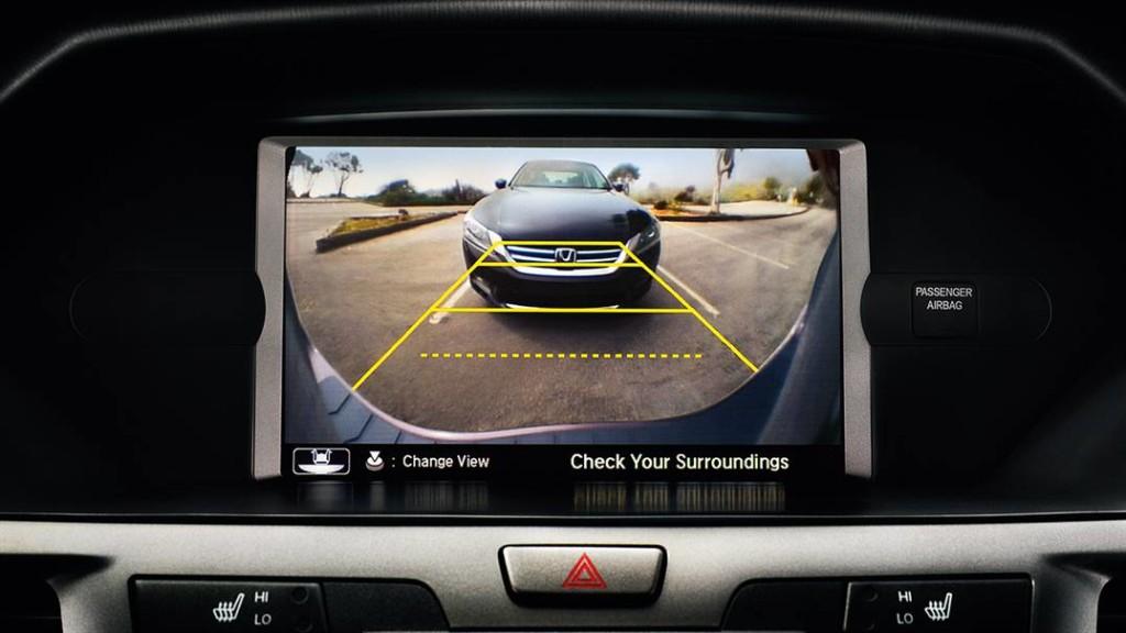 2017 Honda Odyssey tech