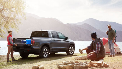 2017 Honda Ridgeline performance