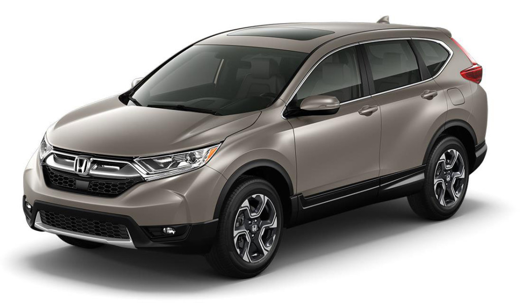 Cr V Trim Levels >> Explore the 2017 Honda CR-V Trim Levels with Jeffrey Honda