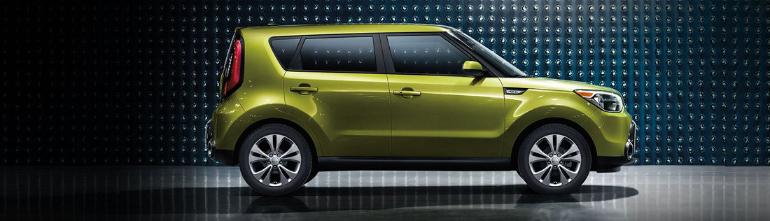 Kia Soul Upgrade