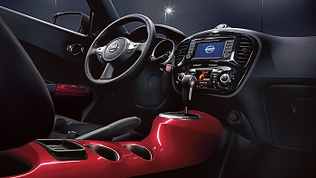 2016 Nissan Juke design
