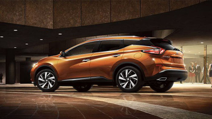 2017 Nissan Murano performance