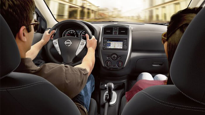 2017 Nissan Versa Technology