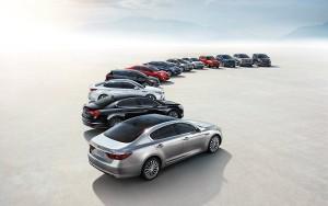 Kia Car Lineup