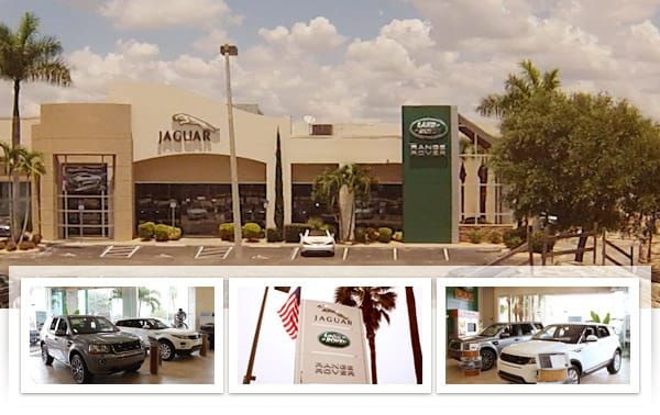 About Land Rover Ft Myers