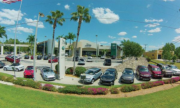 Jaguar Land Rover Ft Myers