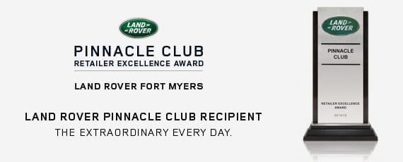 Pinnacle Club Award