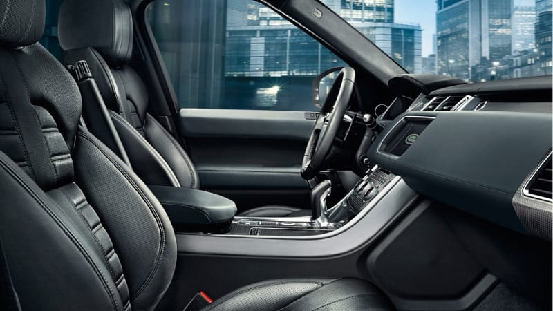2016 Land Rover Range Rover Sport Interior
