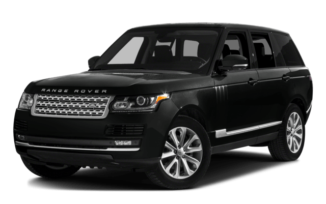 2016 Land Rover Range Rover Vs 2016 Toyota Land Cruiser