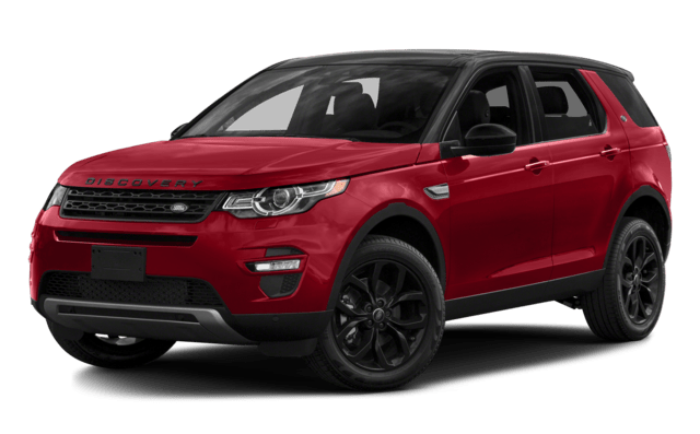 2016 Land Rover Discovery Sport Vs 2016 Jeep Grand Cherokee