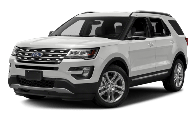 Clear Choice Financing >> 2016 Land Rover Discovery Sport vs. 2016 Ford Explorer
