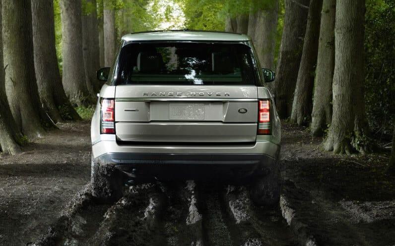 2016 Land Rover Range Rover 4WD