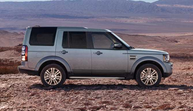 2017 Land Rover Discovery Sport Exterior