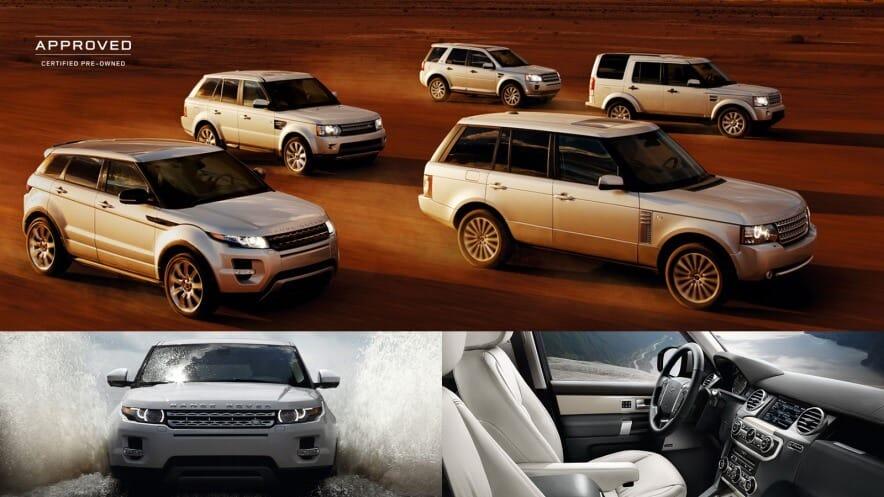 Land Rover Range Rover CPO