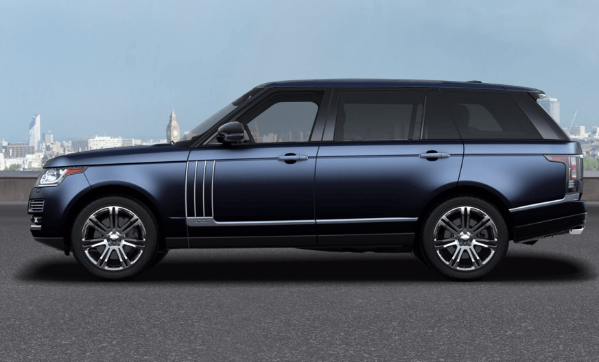Land Rover Range Rover SV Autobiography Supercharged