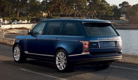 2016 Land Rover Range Rover SVAutobiography exterior