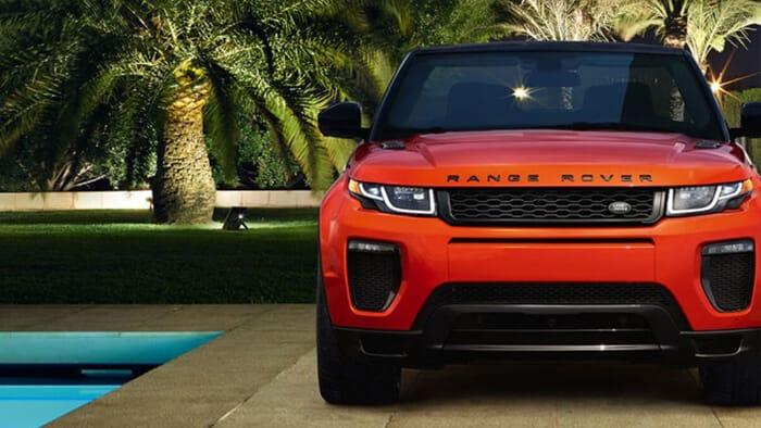 2017 Land Rover Convertible reviews
