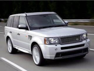 2009 Range Rover Sport HST