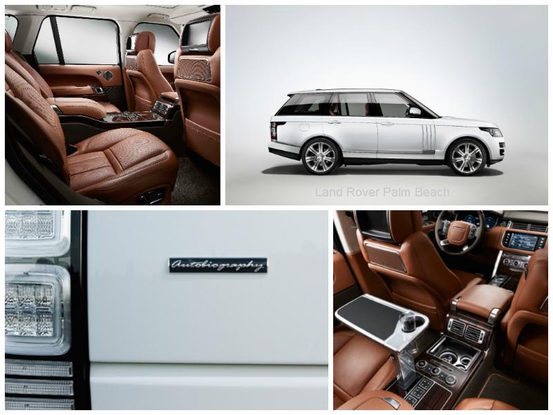Range Rover Autobiography Black Edition