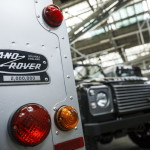 2,000,000 Land Rover Defender