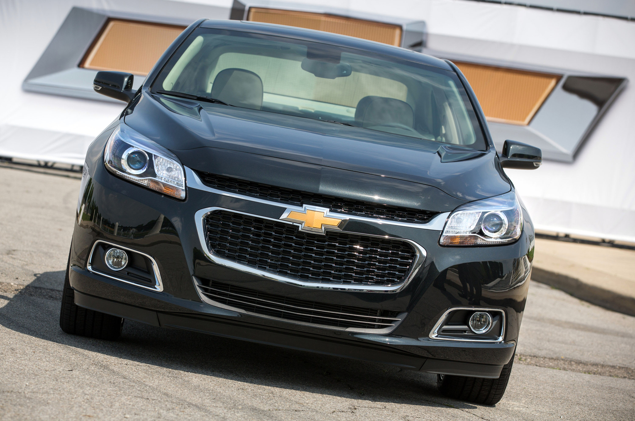 New Malibu has same fuel economy as Malibu Eco - McCluskey Automotive