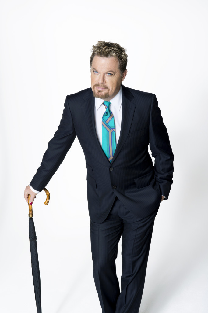 """Don't miss Eddie Izzard's """"Force Majeure"""" on May 28!"""