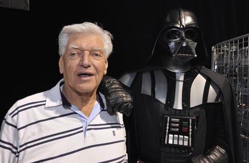 Darth Vader To Appear At The Cincinnati Comic Expo
