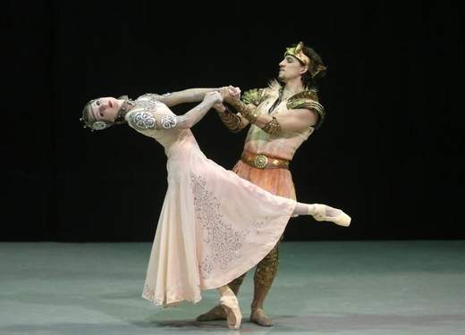 Don't miss the world premiere of the ballet this weekend!