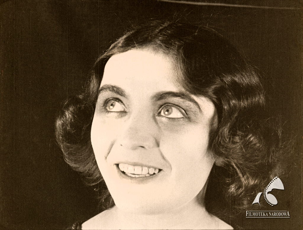 Early 20th century actress Pola Negri