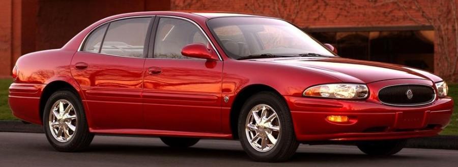 2003-Buick-LeSabre-Sedan-Used Car Dealerships in Cincinnati