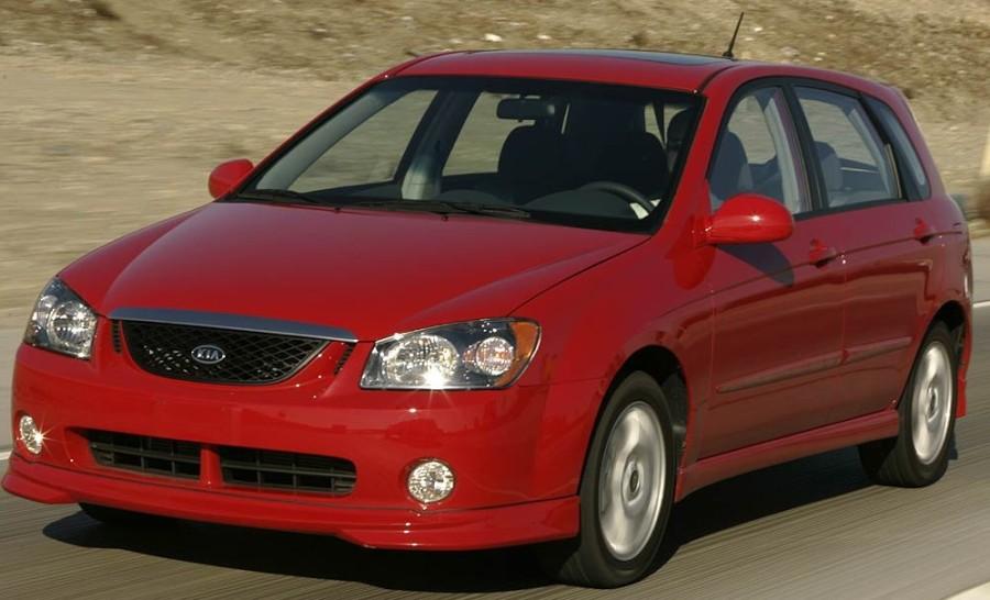 2005 Kia Spectra - Used Car Dealerships in Cincinnati