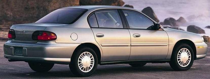 Chevrolet-Malibu_Sedan-2001-Used Car Dealerships in Cincinnati