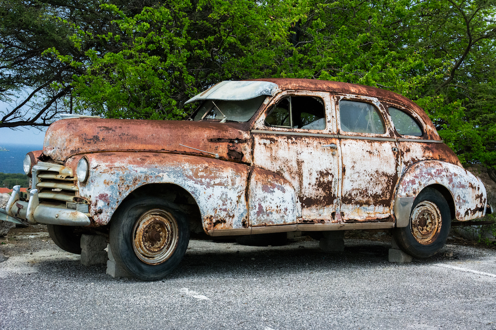 What To Do With A Dead Car - McCluskey Automotive