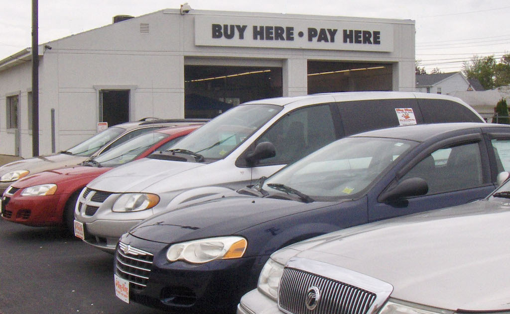 Buy Here Pay Here Dayton Ohio >> Buy Here Pay Here Vs Subprime Car Loans Mccluskey Automotive
