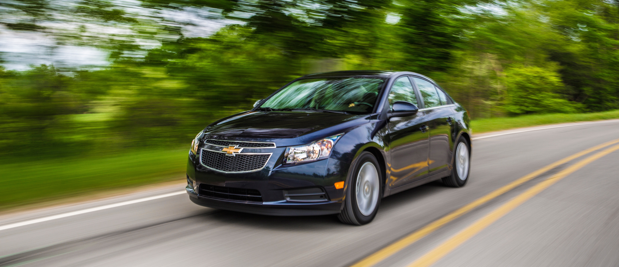 Used Chevy Cruze Performance