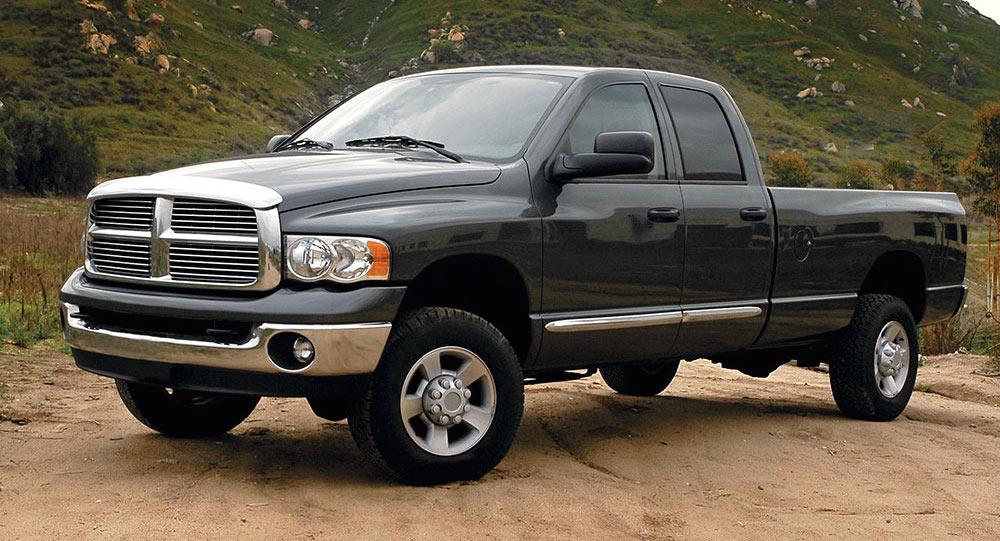 2004 Ram 2500