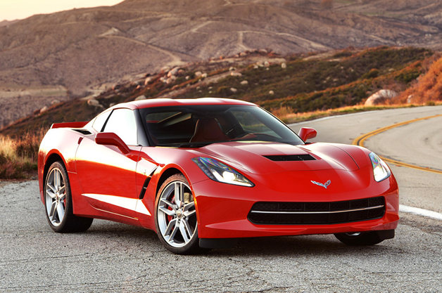 The 2014 Corvette Stingray was awarded the 2014 North American Car of the Year, while the Silverado took Truck/Utility of the Year!