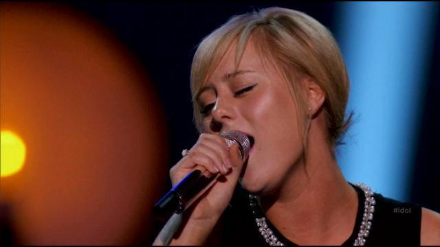 Perhaps we are looking at the next American Idol here?