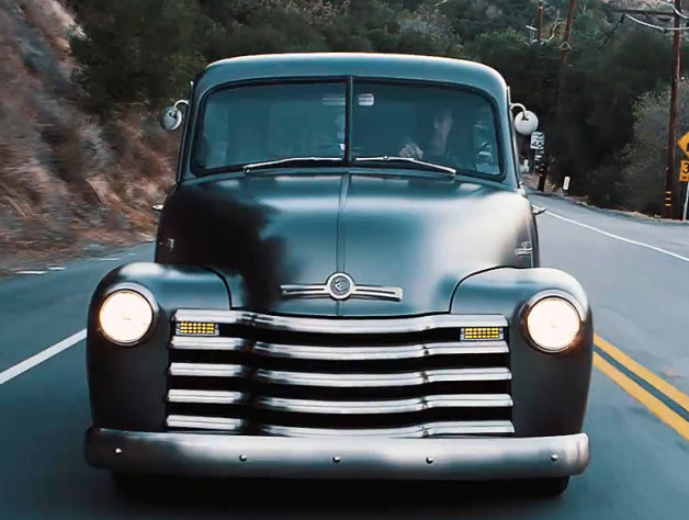 On the road with the ICON Chevy Thriftmaster