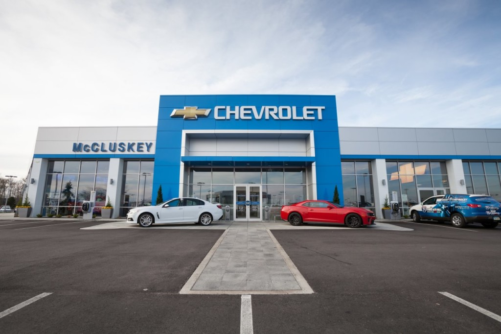 McCluskey Chevrolet in Ohio