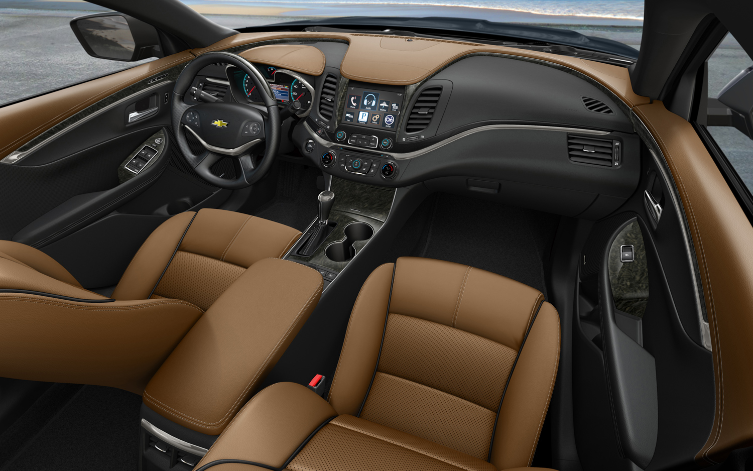 Impala Named Most Comfortable By Kbb Mccluskey Chevrolet