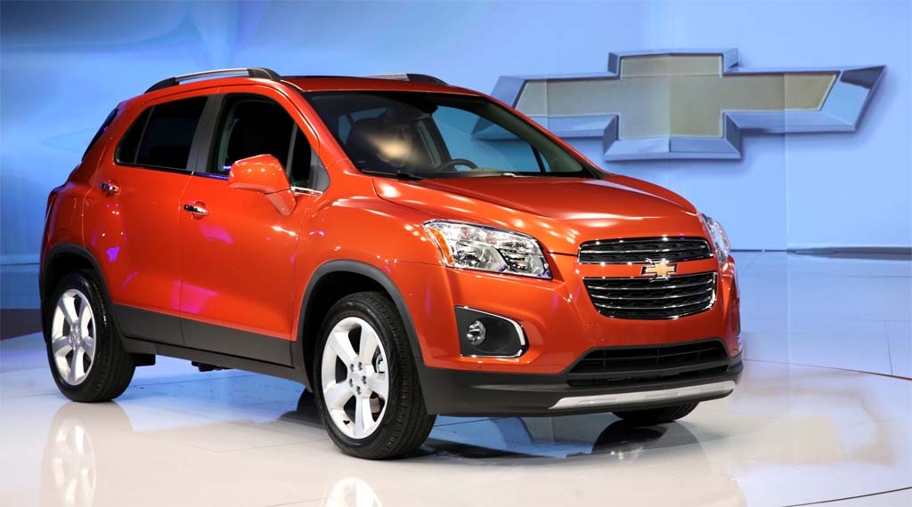 Chevy Trax The Next Generation In Compact Utility Vehicles