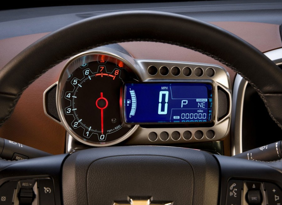 A Guide to Dashboard Warning Lights - McCluskey Chevrolet