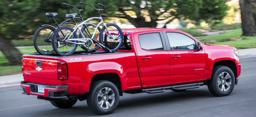 Chevy Colorado Accessories >> Chevy Gearon Accessories Add Versatility To Your Adventure