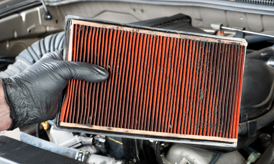 How often should a car oil filter be changed 15