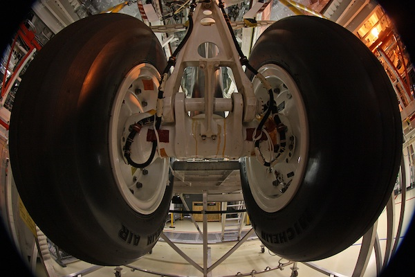 shuttle tires