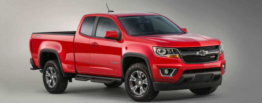 Go On A True Off Road Adventure With The Chevy Colorado Z71 Trail Boss