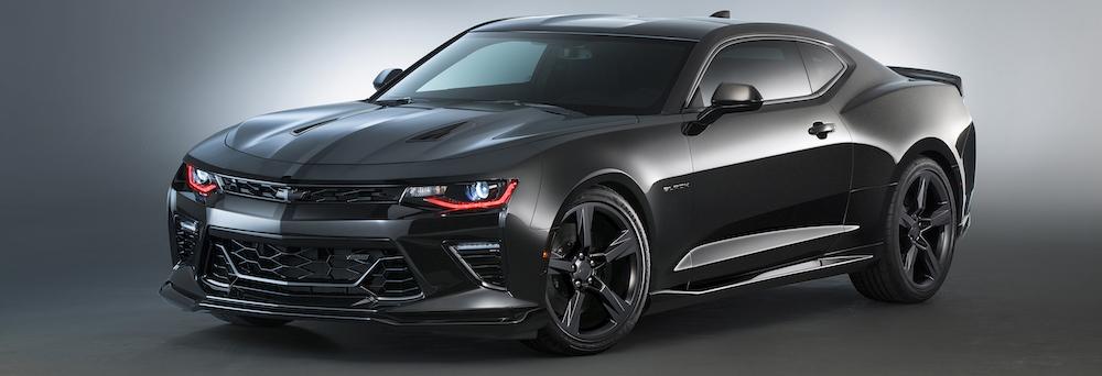 Camaro Black concept